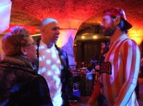 With Michelin Chef Adam Gray & DJ BBQ