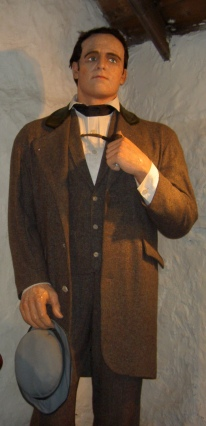 Model of Giant Angus MacAskill