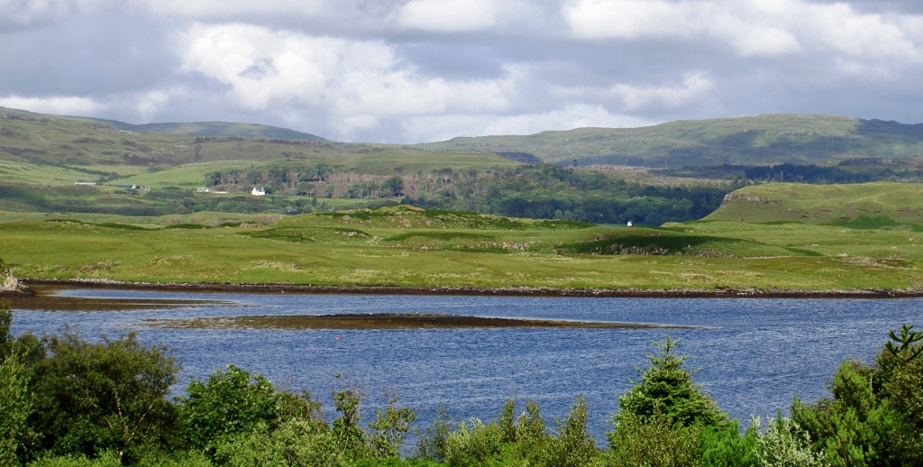 Crofting on the Isle of Skye
