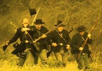 Southern Skirmish Association (So.Sk.An) - Skirmish at American Museum, Bath 2011