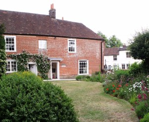 Jane Austen's home, Chawton, Hampshire. ©Come Step Back In Time