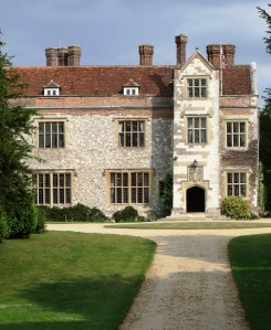 Chawton House, country house of Edward Austen-Knight, Chawton, Hampshire.