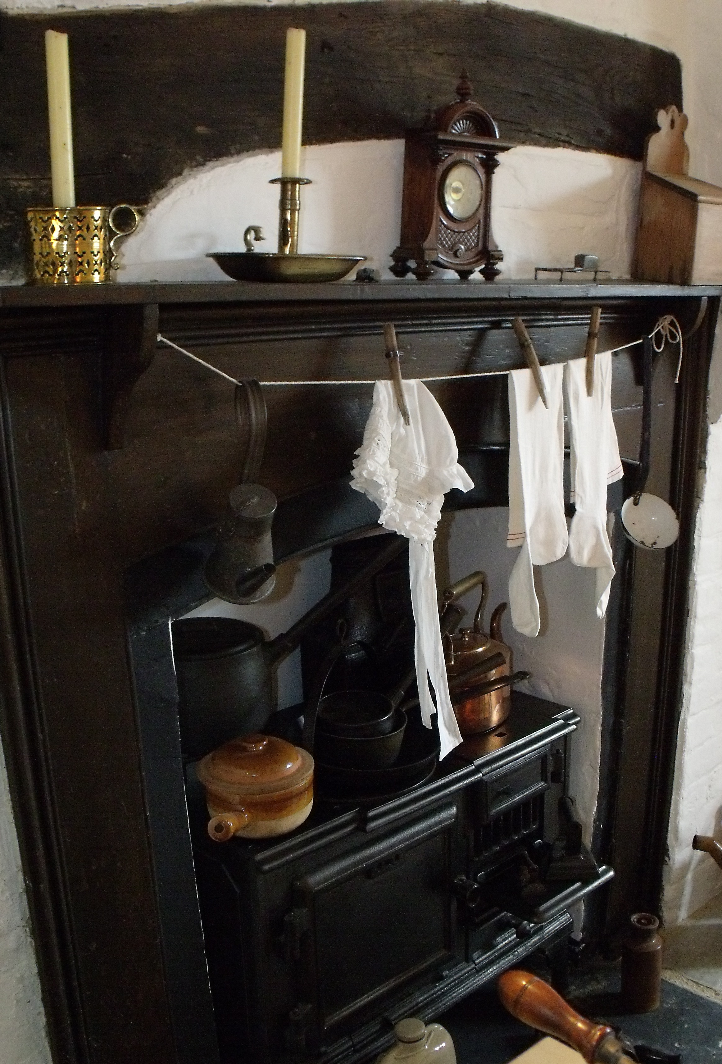 Historic Victorian Kitchen Cabinets An Important Element: Heroines From The History Of English Domestic Cookery