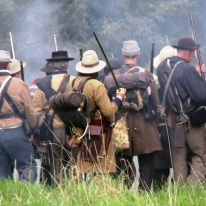 The Southern Skirmish Association, Bath 2011.