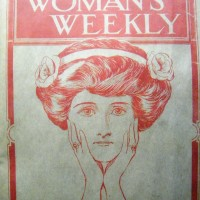 Happy 100th Birthday Woman's Weekly Magazine