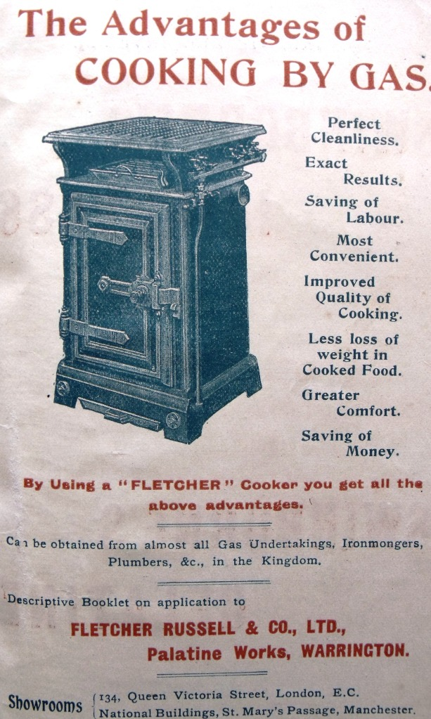 The Edwardian Craze for Paper Bag Cookery - Part 1