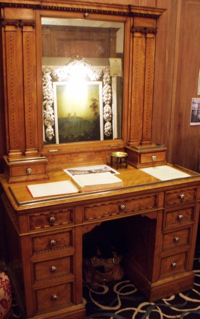 Rms Olympic Interiors Come Step Back In Time