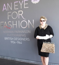 An Eye For Fashion. MShed Bristol 2012.