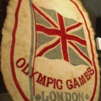 The Olympic Games in London 1908, 1948 & Southampton Olympic Torch Relay 2012