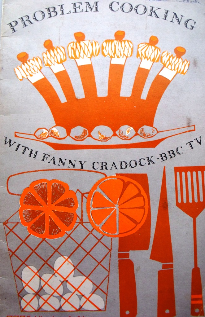 1960s Cookery Treasures - Fanny Cradock & Belling Cookers
