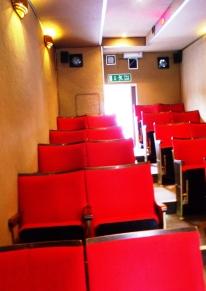 7. Vintage Mobile Cinema