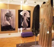 Dazzle Exhibition. Gosport Gallery, Gosport, Hampshire.