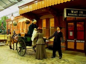 Milestones Living History Museum, Basingstoke.