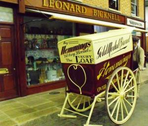 Milestones - Hampshire's Living History Museum, Basingstoke, Hampshire.
