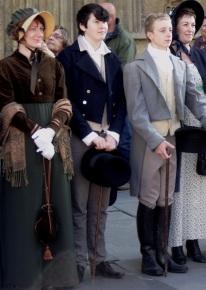 Jane Austen Festival, Bath, 2011.