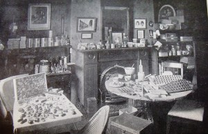 Edwardian home sweetmaking.