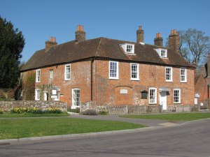 Jane Austen's House Museum, Chawton, Hampshire. By kind permission thereof.