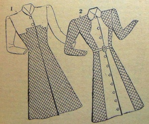 Make Do and Mend Coat
