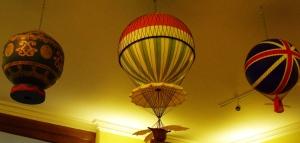 2. Blanchard balloon flight at Selborne