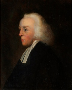 Gilbert's father, John White. By kind permission of Gilbert White's House and Garden.