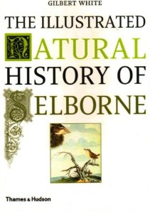 The Illustrated Natural History of Selborne (2004), published by Thames & Hudson with an introduction by Dr June E. Chatfield.