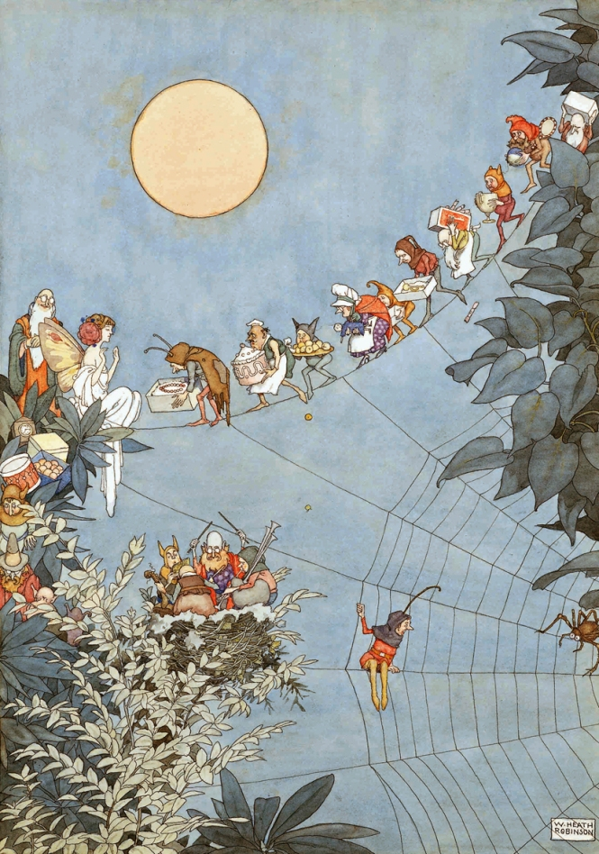 © William Heath Robinson Trust. St. Barbe Museum & Art Gallery.