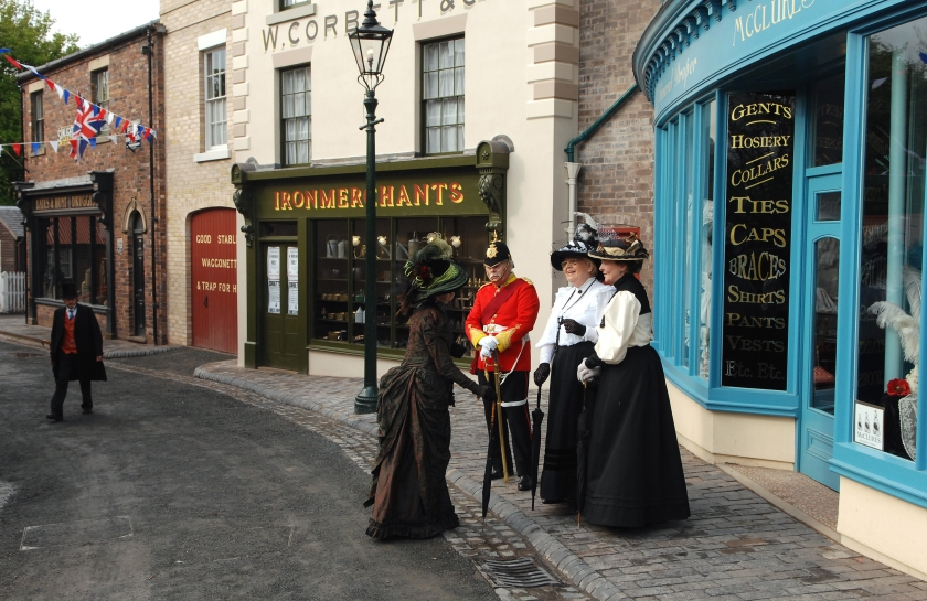 ©Ironbridge Gorge Museum Trust. Blists Hill Victorian Town, Shropshire.