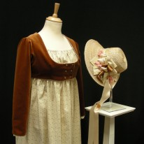 ©Ironbridge Gorge Museum Trust. Example of one of the staff costumes made by The Costume Project for Kew Palace.