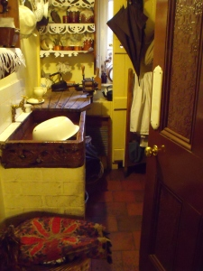 ©Come Step Back in Time. Inside the Doctor's House and Surgery, Blists Hill Victorian Town, Shropshire.