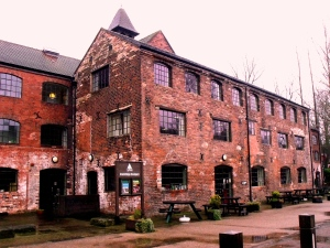 John Rose's former manufactory, now owned by the YHA.