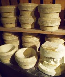 陶磁器の型