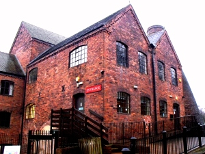 ©Come Step Back in Time. Coalport China Museum now housed in buildings on the former site of John Rose's manufactory.