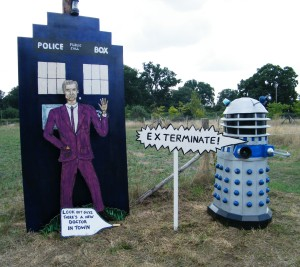 14. The Dalek