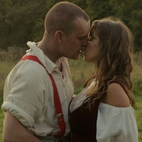 Abel Magwitch and Molly. Film still from Magwitch (2013). Image courtesy of Violafilms.