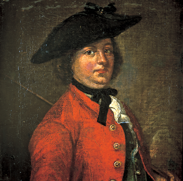 Hannah Snell, c1750 Daniel Williamson Oil on canvas Accession number: 1988/51 © Courtesy of the Trustees of the Royal Marines Museum