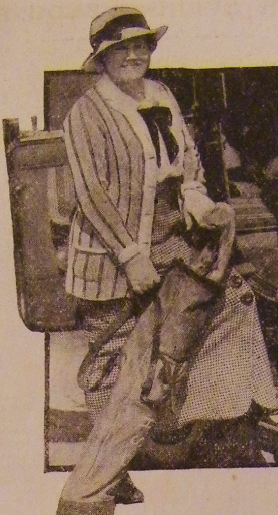 Ellaline Terriss, December 1915.
