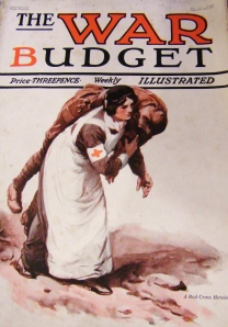 Publication from 2nd September, 1915. Lucy's own collection.