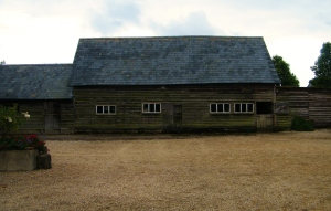 Stables at Ranvilles Farm, Nr Romsey. ©Come Step Back In Time.