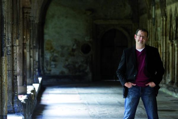 Author Martyn Barr ©Tim Stubbings