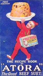 1932 Atora Recipe Book