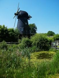 Bursledon Windmill, Hampshire. ©Come Step Back In Time.