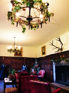 The Great Hall at Chawton House Library. ©Come Step Back In Time