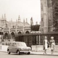Snapshot of 1965 Britain