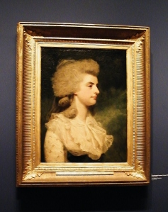 Lady Elizabeth Seymour-Conway (1781). Oil on canvas. The Wallace Collection. ©Come Step Back In Time
