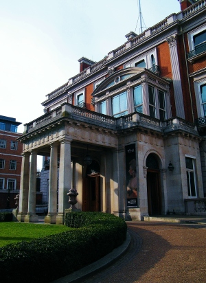 The Wallace Collection, Hertford House, 2015. ©Come Step Back In Time