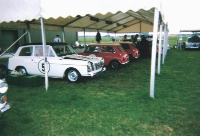 Goodwood Revival 1998. ©Come Step Back In Time
