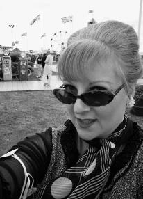 1960s selfie at Goodwood Revival 2015.